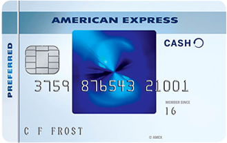 American Express Blue Cash Preferred Card