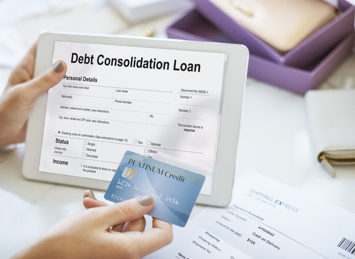 Consolidation loan