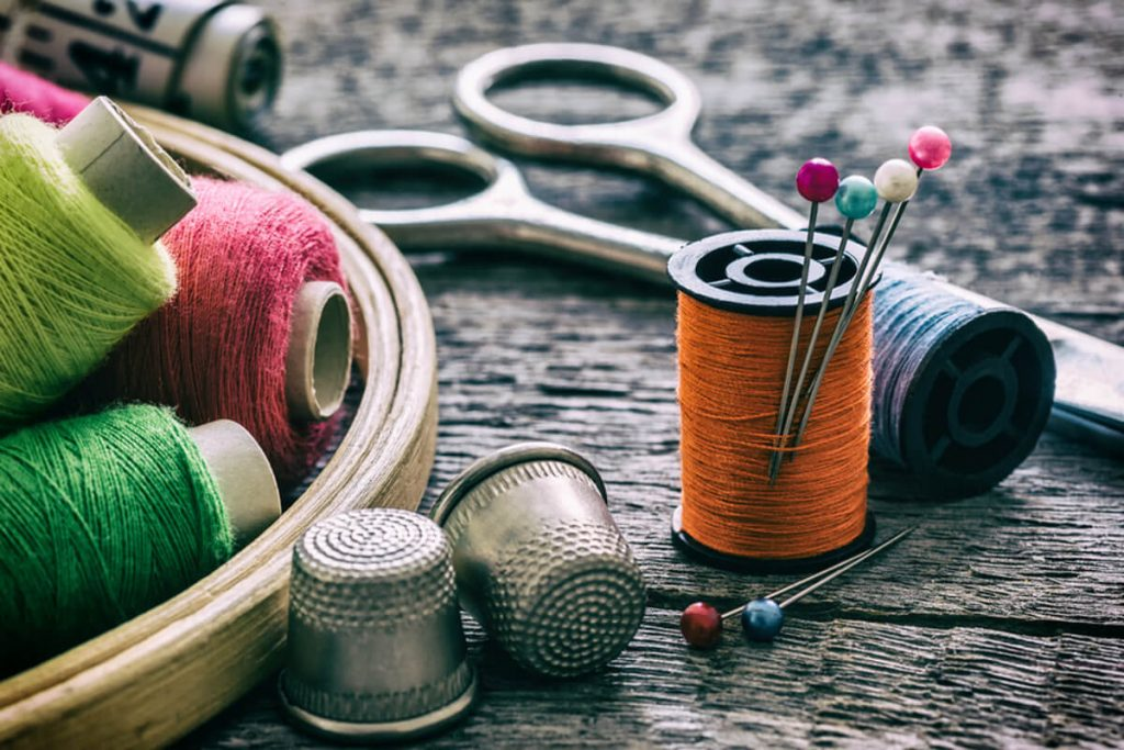 Sewing: hobbies that make money