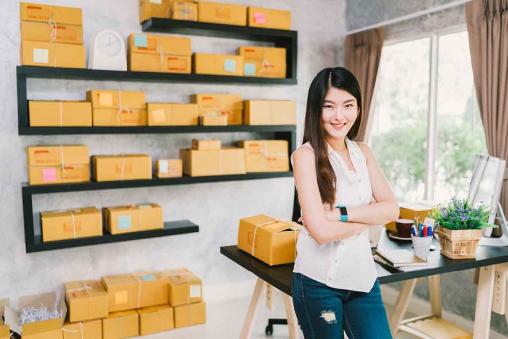 Grants for women's small business start