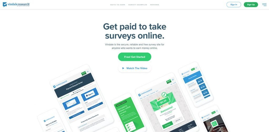 Best legit paid surveys sites