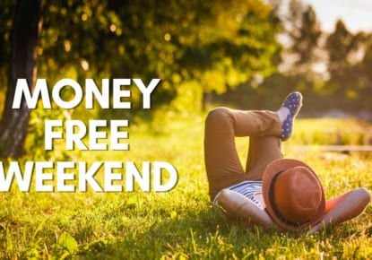 100 Ways to Have a Money Free Weekend
