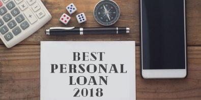 Best Personal Loan 2019