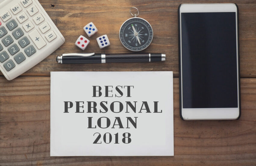 Best Personal Loan Choices for 2018