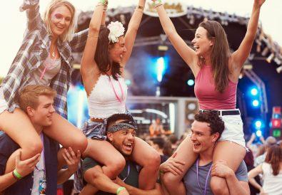 Make Money at Music Festival