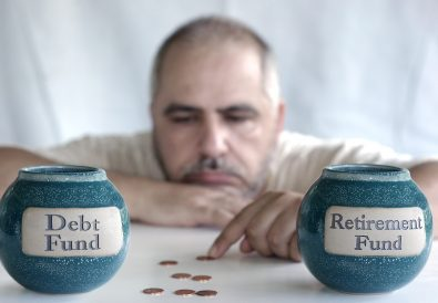 pay off debt or save for retirement