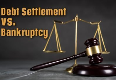debt settlement vs bankruptcy