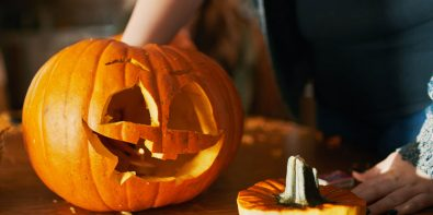 what to do with pumpkins after halloween