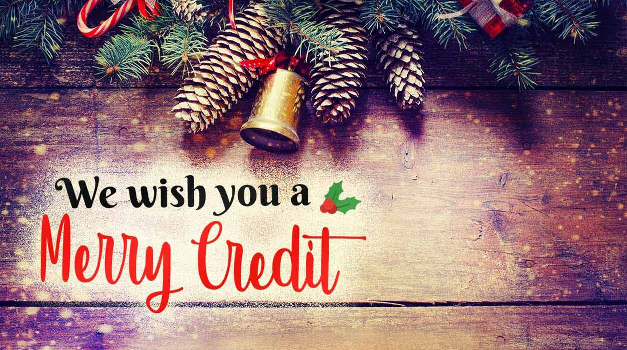 How to Improve Your Credit Score by this Christmas