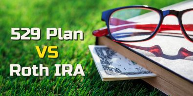 529 Plan vs. Roth IRA
