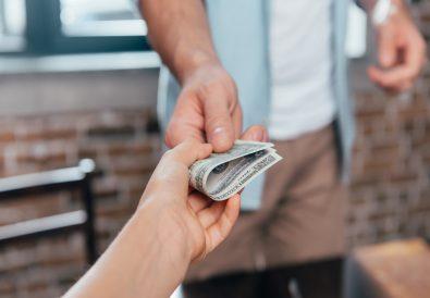 lending money to friends
