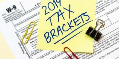 federal income tax brackets