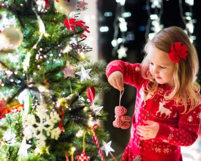 Light Up the Christmas Decorations on a Budget