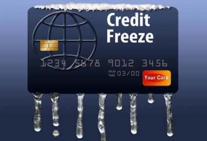 Why You Should Freeze Your Credit in Today's Age of E-Surveillance