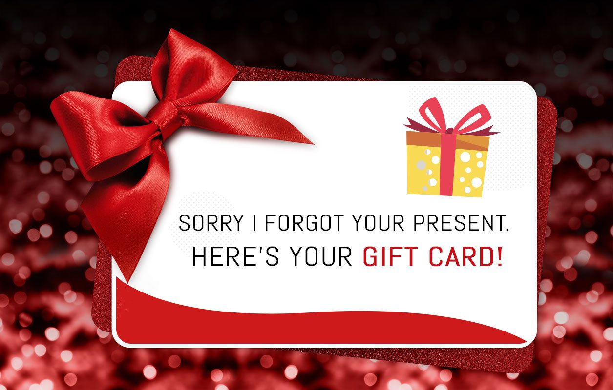 Best gift cards for Christmas