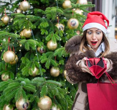 money tips for the holidays