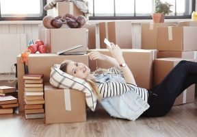 how to save to move out