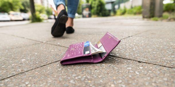 i lost my credit card