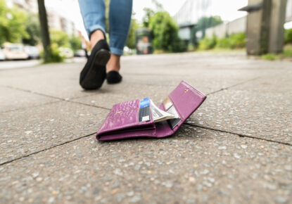 The Lost Credit Card Survival Guide