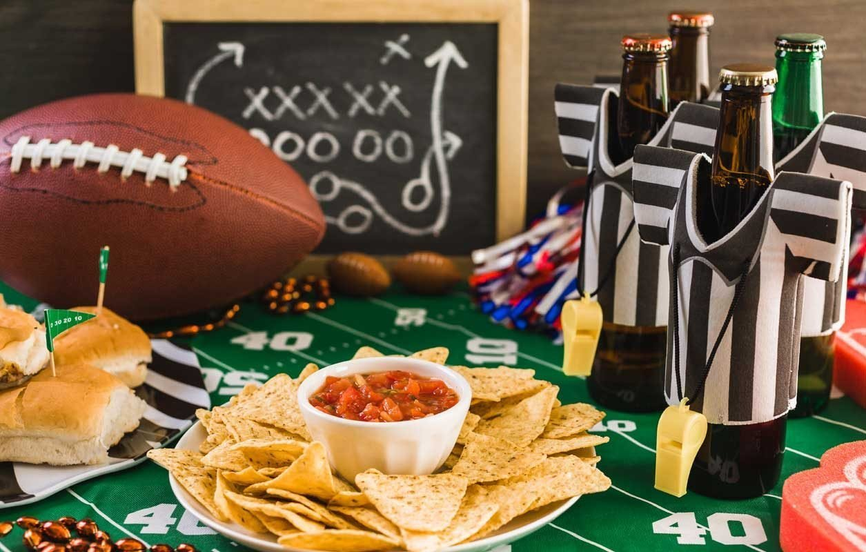how to make money when the super bowl is in town