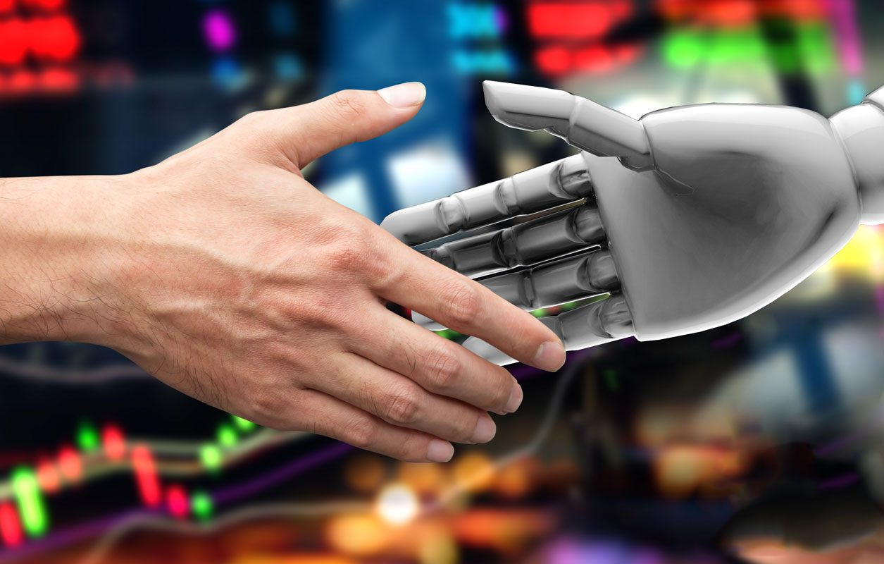 robo advisors vs financial advisors