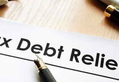 Tax debt relief
