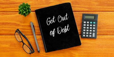 how to get out of debt in a year