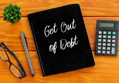 Get Out of Debt This Year: 20 Simple Steps You Can Start Today