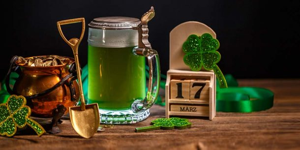 how to make money on st. patrick's day