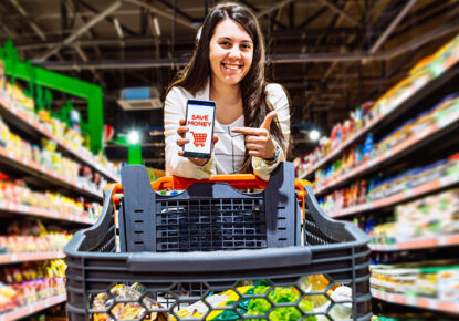 Save on Groceries with these 9 Apps and Make your Tummy Happier