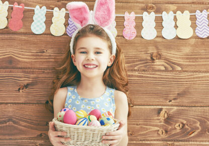 Easter Happiness comes under $25 with these Amazing Gift Baskets