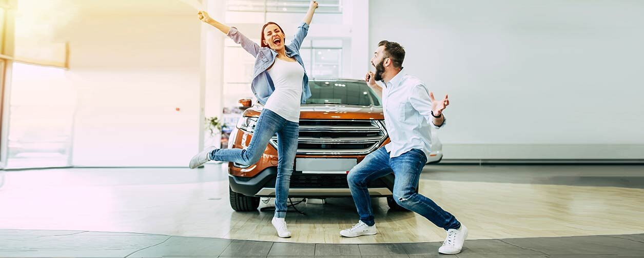 buying a car with bad credit