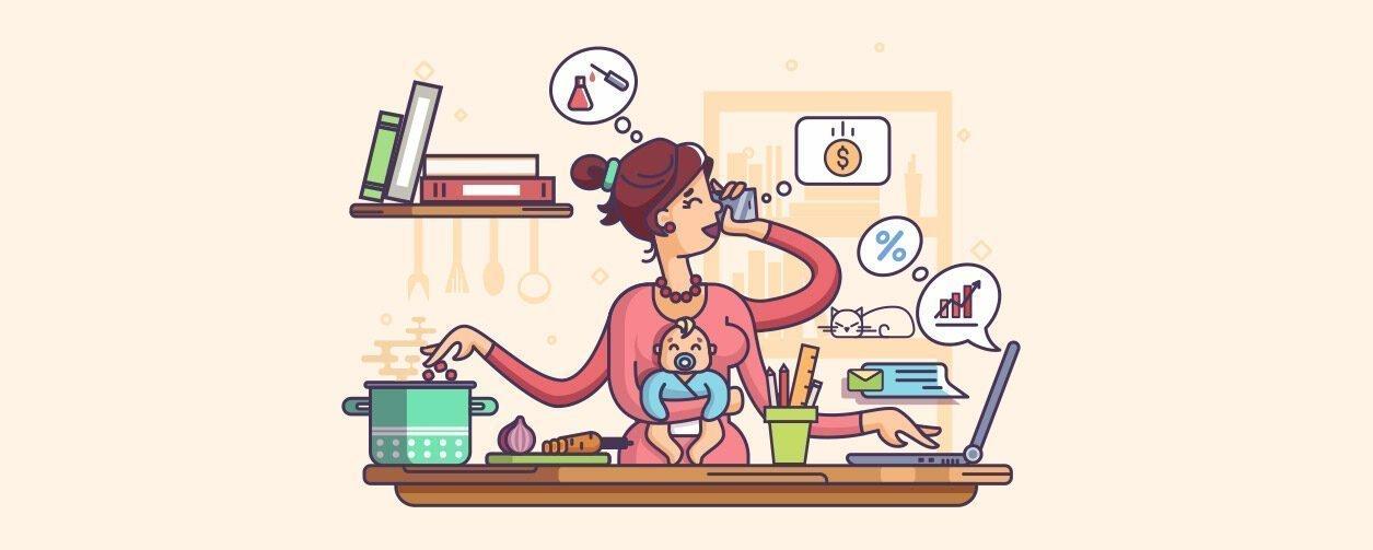 jobs for single moms