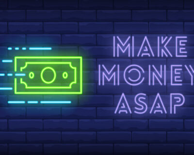 40 Cracking Ways to Make Money Fast— Earn Money in Your Spare Time